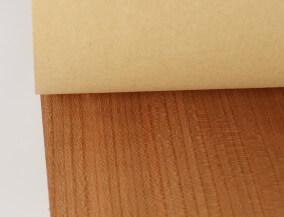 paper back cherry veneer